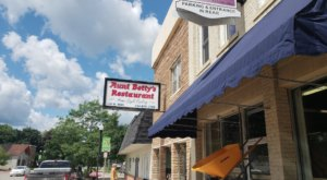 Aunt Betty's Restaurant In Michigan Serves Delicious Homestyle Food At Its Finest