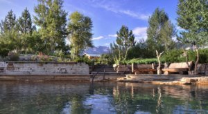 The Orvis Hot Springs Might Just Be The Best All-Natural Springs In Colorado