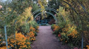 There's A Miniature Monet Garden In Michigan And It Will Transport You Straight To France