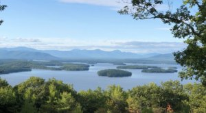 Hiking At Lockes Hill Trail In New Hampshire Is Like Entering A Fairytale