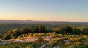 You Can Drive Up To The Gorgeous Mount Agamenticus In Maine For An Incredible View From Your Car