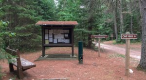 Enjoy Michigan's Most Peaceful Camping Experience At DeTour State Forest Campground
