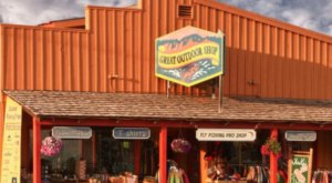 Pinedale's Great Outdoor Shop Has Everything You Need For A Wild Wyoming Adventure