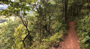Enjoy Sweeping, Panoramic Views On The Talcott Mountain Trail In Connecticut