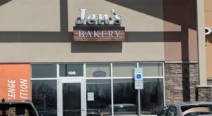 People Can't Resist The Fresh Bread And Jumbo Cookies At Jen's Bakery In North Dakota
