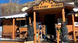 The Samak Smoke House & Country Store In Utah Is The Start Of One Of The Most Scenic Drives In The Nation