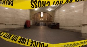The Eerie Footage Captured In New York's Grand Central Terminal Is Unlike Anything Else