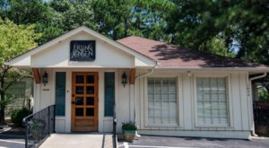 Erling Jensen In Memphis Is The Perfect Romantic Restaurant For A Special Date Night