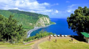 Take A Relaxing Stroll Through Waipi'o Valley Park And Discover A Dazzling View To Remember In Hawaii