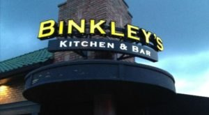 Once A Popular Drug Store, Binkley's Kitchen & Bar In Indiana Is Now A Restaurant
