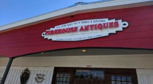Go Hunting For Treasures At Firehouse Antiques & Collectibles, A 40,000+ Square Foot Antique Mall In Alabama