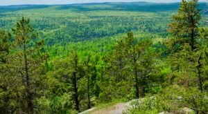 Breathtaking Views Are Just Around The Corner When You Hike To The Top Of Carlton Peak In Minnesota