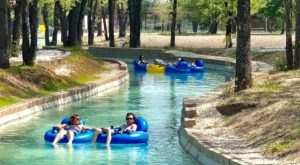 The 5,280-Foot Lazy River At BSR Cable Park In Texas Is A Fun Destination For A Summer Day