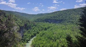 Buffalo National River In Arkansas Is Officially Open And Here's What You Need To Know