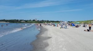 Follow A Sandy Path To The Waterfront When You Visit Sachuest Beach In Rhode Island