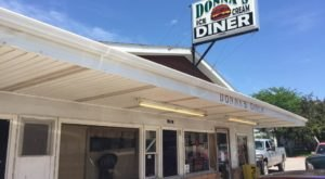 Enjoy Comfort Food At Donna's Diner, A Local Favorite In Small Town Wyoming