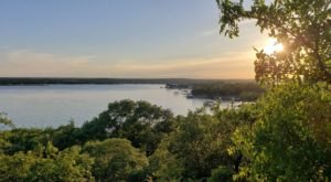 Enjoy 400 Acres Of Natural Beauty Without Leaving The City At Eagle Mountain Park In Texas