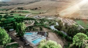 Visit Echo Island Ranch, The Massive Family Campground In Utah That's The Size Of A Small Town