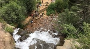 This Easy, 1/2-Mile Trail Leads To Helen Hunt Falls, One Of Colorado's Most Underrated Waterfalls