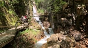 The Almost Perfect Sights And Sounds Of The Flume Gorge Trail In New Hampshire Will Be A Memory You Won't Forget