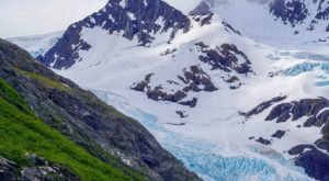 Hike Along The Scenic Byron Glacier Trail On This Easy, Family Friendly Adventure