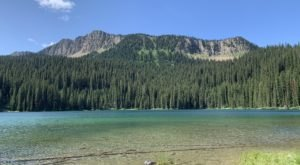 Some People Call The Ten Lakes Scenic Area In Montana A Little Slice Of Paradise