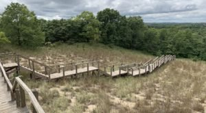 Hike To The Top Of The Three Tallest Sand Dunes In Indiana For An Incredible Adventure