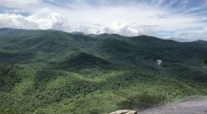 Looking Glass Rock Trail Will Show You A Completely New Side Of North Carolina