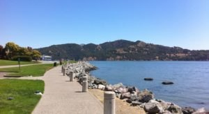 Enjoy Waterfront Views, Local History And More When You Embark On The Tiburon Historical Trail In Northern California