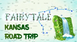The Fairytale Road Trip That'll Lead You To Some Of The Most Magical Places In Kansas