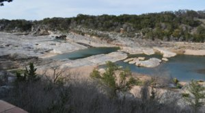 Pedernales Falls Is A Blue-Green Oasis Tucked Away In The Texas Hill Country