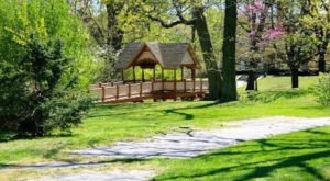 With Botanic Gardens And A Carousel Village, Roger Williams Park In Rhode Island Is Downright Enchanting