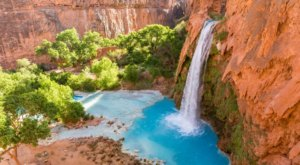 Havasu Falls Was Named The Most Beautiful Place In Arizona And We Have To Agree