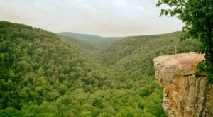 Hawksbill Crag Was Named The Most Beautiful Place In Arkansas And We Have To Agree