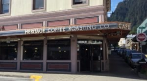 Keep Caffeinated In Juneau At Alaska's Heritage Coffee Roasting Co.
