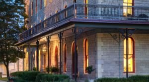 Enjoy An Elegant Stay At The 19th Century Historic Elgin Hotel In Kansas