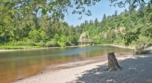 Oregon's Dabney State Recreation Area Is A Little Gem In The Columbia River Gorge