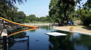 Landa Park Aquatic Complex, A Historic Texas Swimming Hole, Is The Perfect Place To Cool Off This Summer