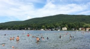 The Most Popular Beach On The Queen Of The American Lakes In New York Will Be Open Daily All Summer