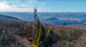 Here's The Ultimate Bucket List For West Virginians Who Are Obsessed With Lookout Towers