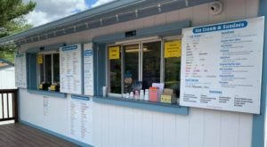 The Flavors Seem Endless At Emmorton Snowballs And Ice Cream In Maryland