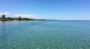 5 Great Lakes Beaches In Michigan That'll Make You Feel Like You're At The Ocean