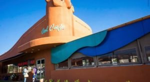 The Burgers And Shakes Are A Hoot At This Owl-Shaped Restaurant In Albuquerque, New Mexico