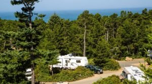 Visit Pacific City RV & Camping Resort, The Massive Family Campground In Oregon That's The Size Of A Small Town