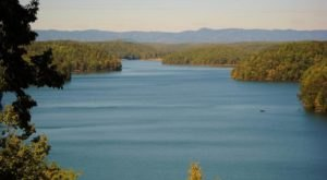 You Can Spend A Perfect Day Swimming, Hiking, And Enjoying The Stunning Scenery Of Philpott Lake In Southwest Virginia