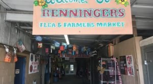 The Biggest And Best Flea Market In Florida, Renniger's Is Now Re-Opened