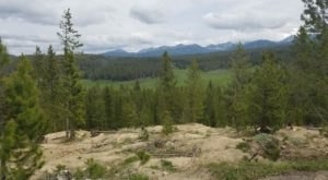 Dig For Treasures And Enjoy Stunning Scenery At Crystal Park In Montana