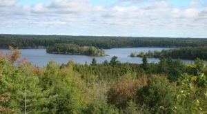 Stretching 22 Miles, River Road Scenic Byway Offers One Of The Sweetest And Most Scenic Drives In Michigan