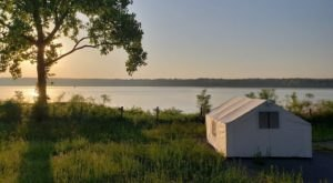 Terra Glamping Near The Peconic River In New York Let You Glamp In Style