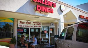People Travel From All Over For The Philly Cheese Steaks At Salem's Diner, A Tiny Hole-In-The-Wall In Alabama